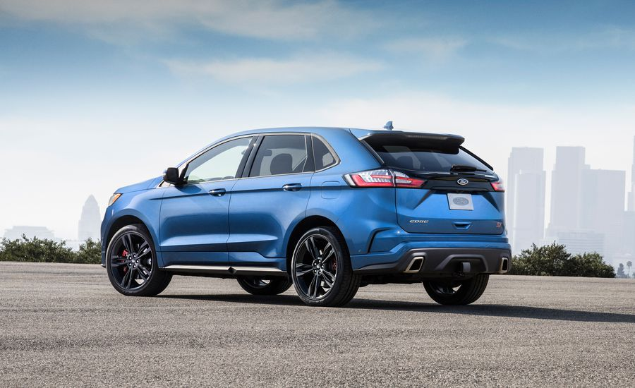 Cost Price Of  Ford Edge St In Usd Spec And Features