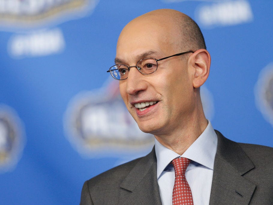 Adam Silver Net Worth 2020, Biography, Education, Career and Awards