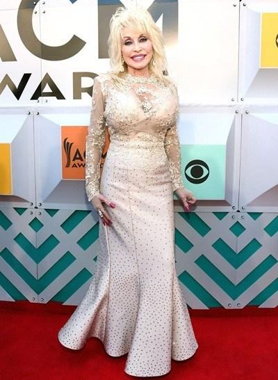 Dolly Parton Body