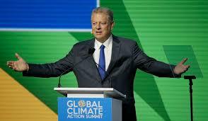 Al Gore Weight