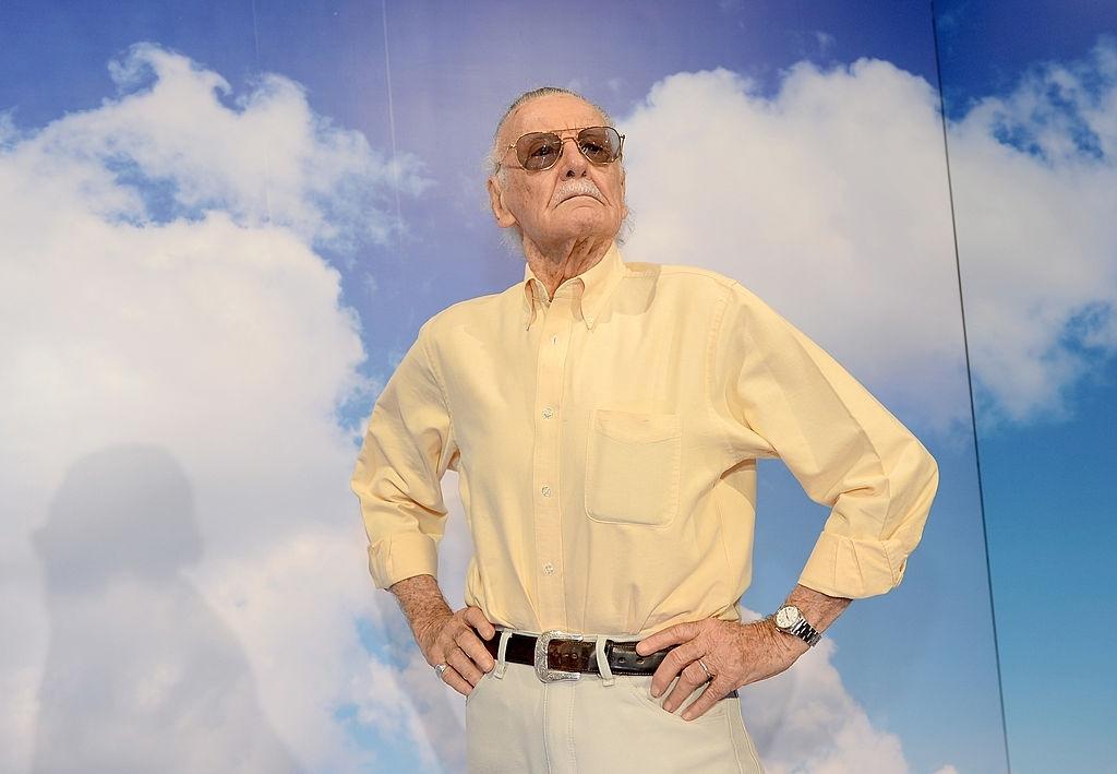 Stan Lee Net Worth 2020