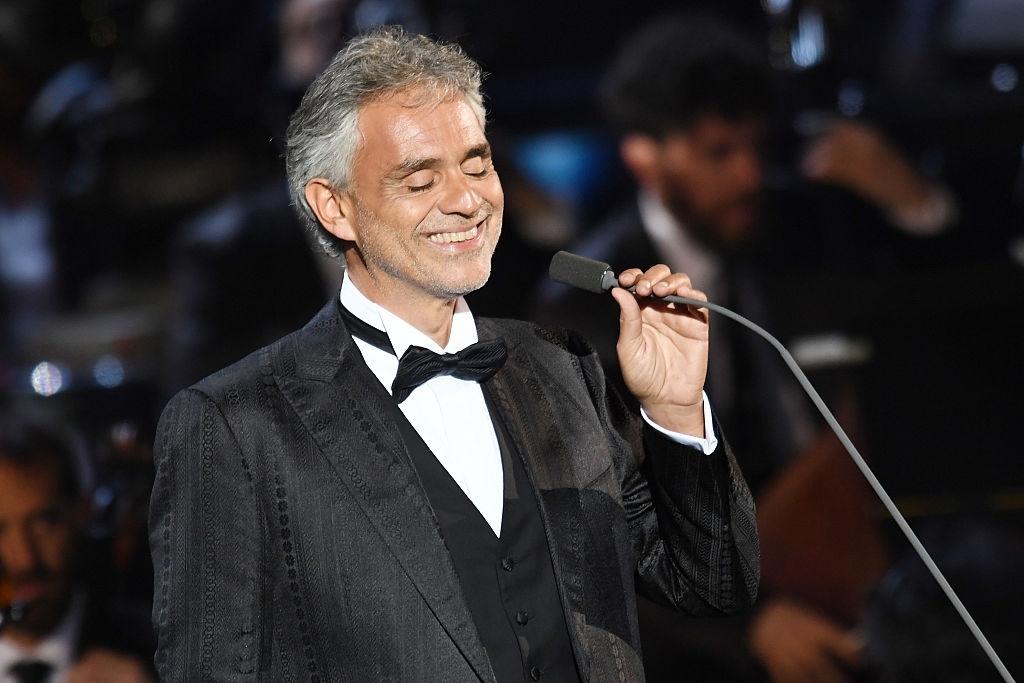 Andrea Bocelli Net Worth