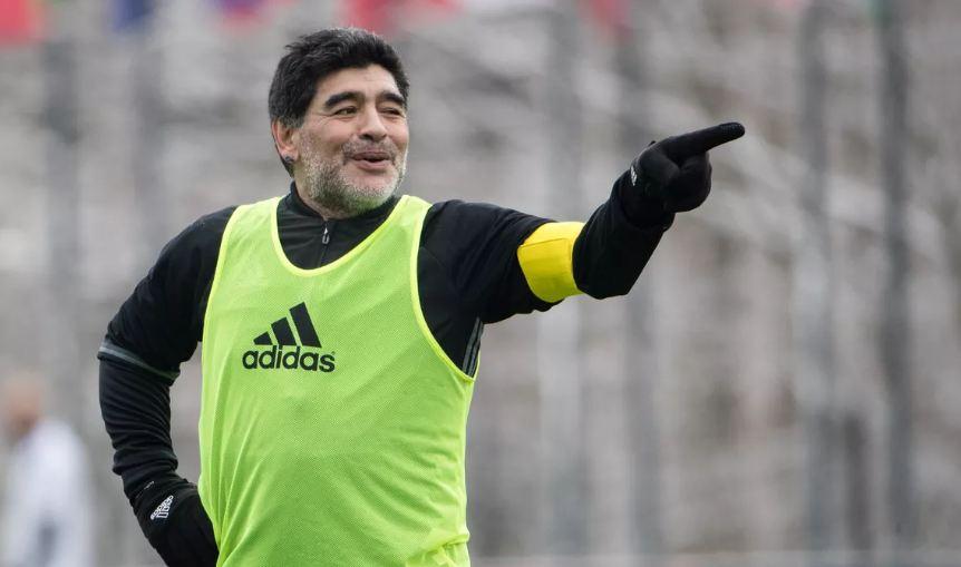 Maradona Net Worth