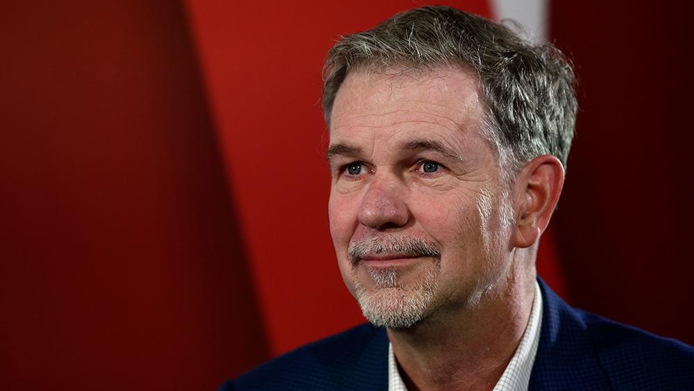 Reed Hastings Net Worth 2020