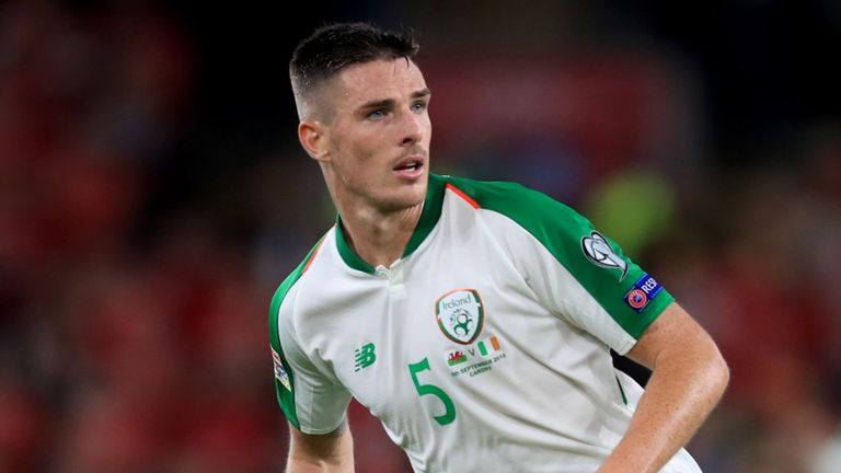 Brady, Ciaran Clark Name in Finalised Rep of Ireland Squad