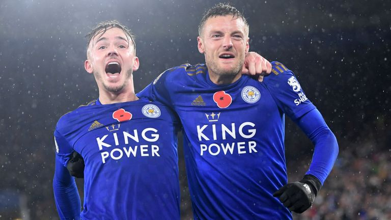 Fantasy Team of The Week: Leicester Trio Continue to Lead