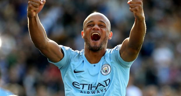 Vincent Kompany Says Manchester City Don't Need to Sign a Centre-back
