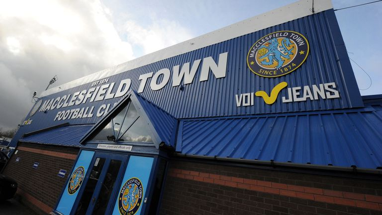 EFL Investigating: Macclesfield Town Over Non-payment of Wages
