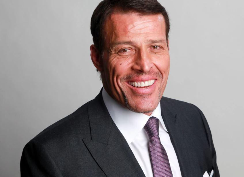 Tony Robbins Net Worth 2020, Biography, Career and Marital Life.