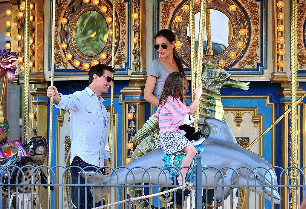 Tom Cruise Family