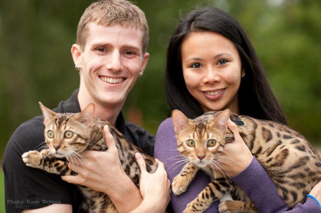 Linus Sebastian Family