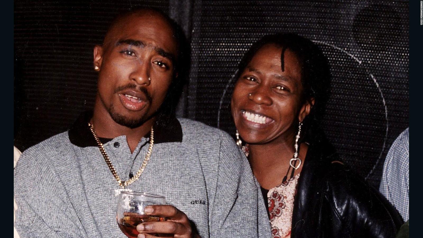 Tupac Shakur Family