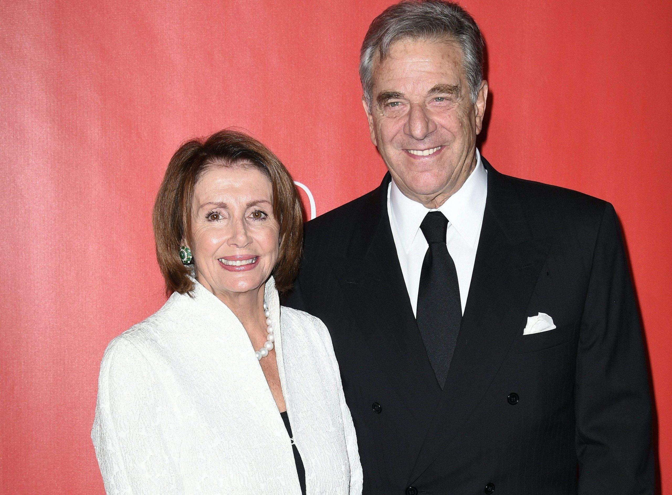 Nancy Pelosi Family