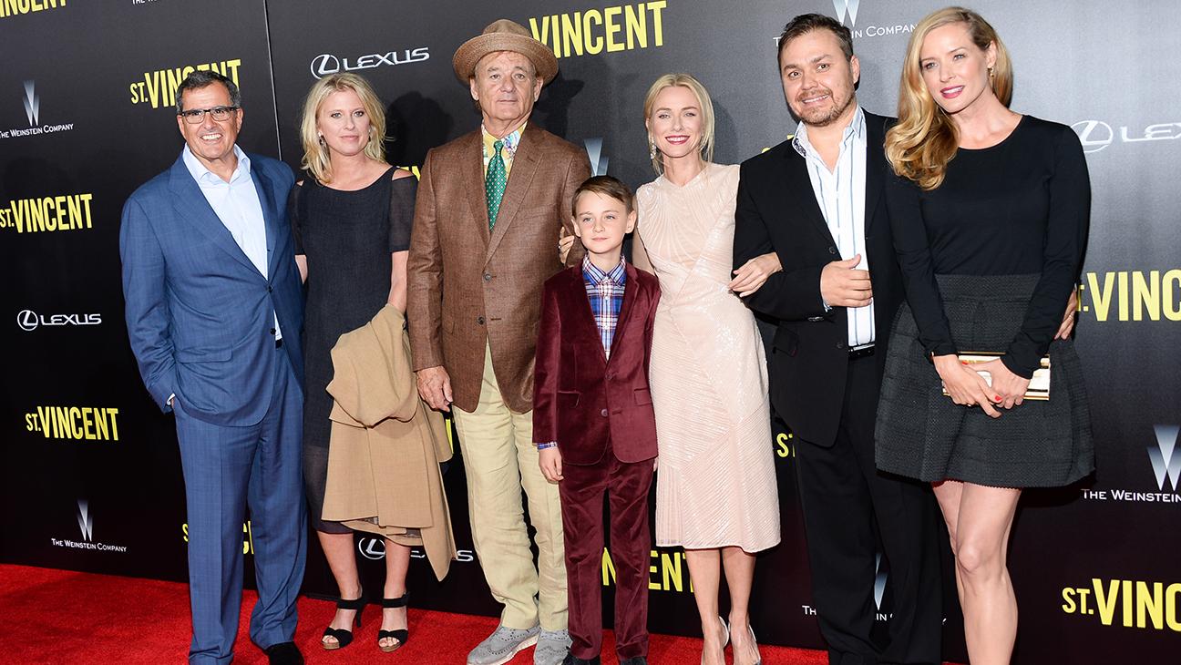 Bill Murray Family