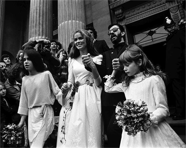 Ringo Starr Family
