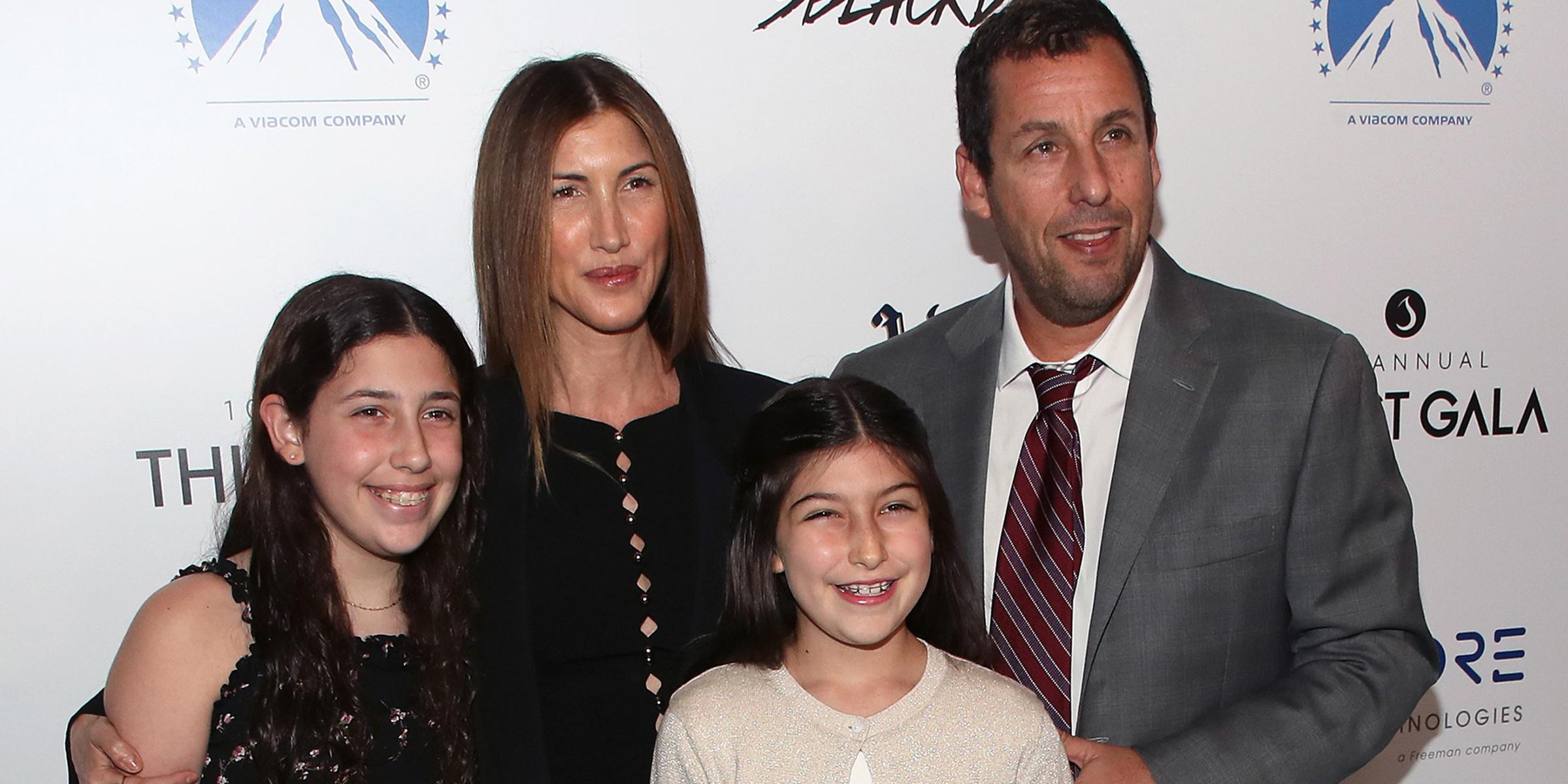 Adam Sandler Family 2020