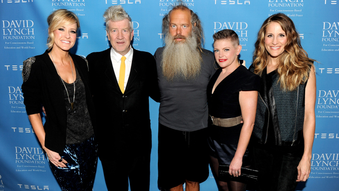 Rick Rubin Family