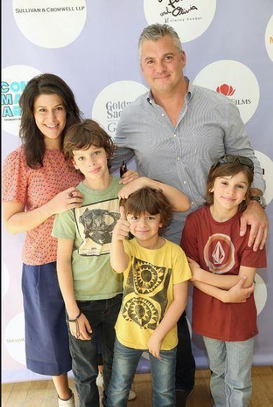 Shane Mcmahon Family