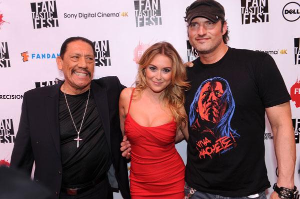Danny Trejo Family