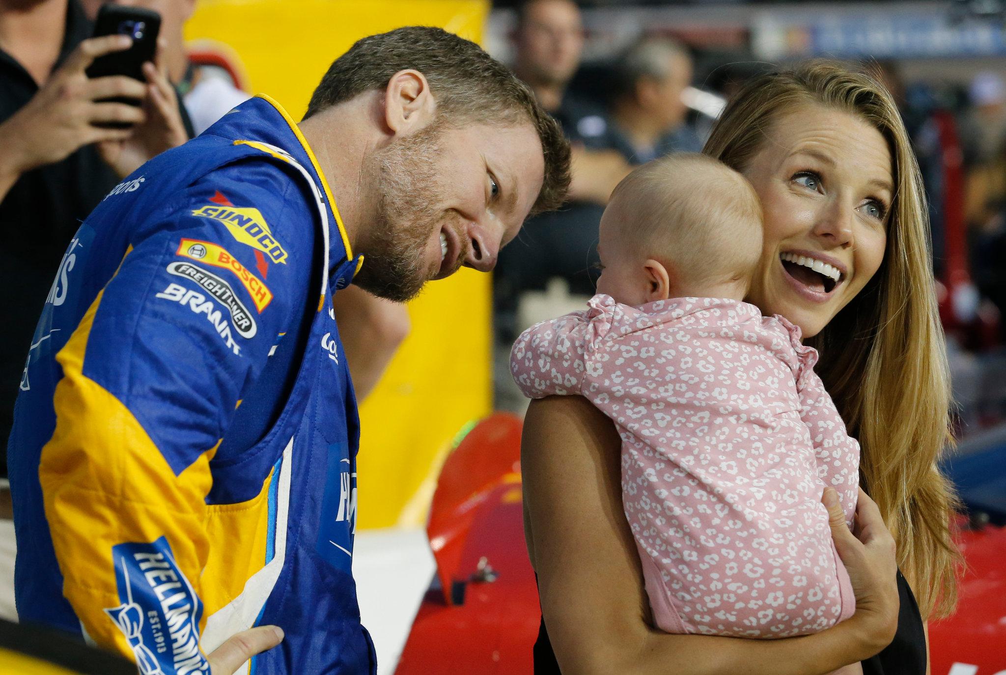 Dale Earnhardt Jr Family