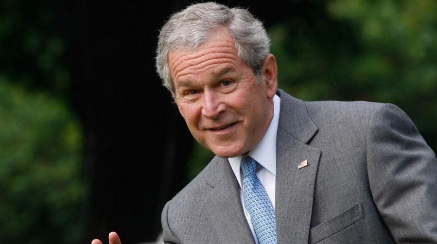 George W Bush Family