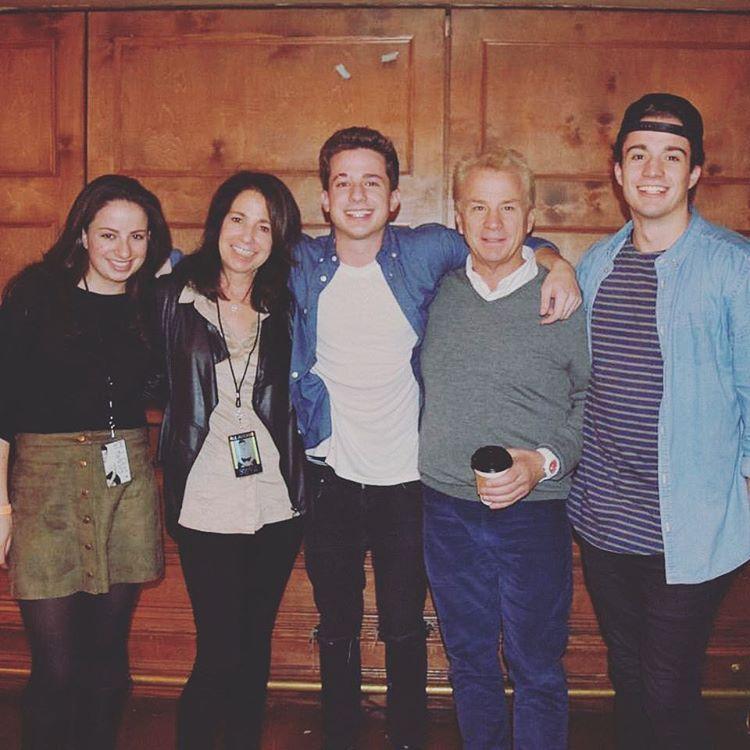Charlie Puth Family