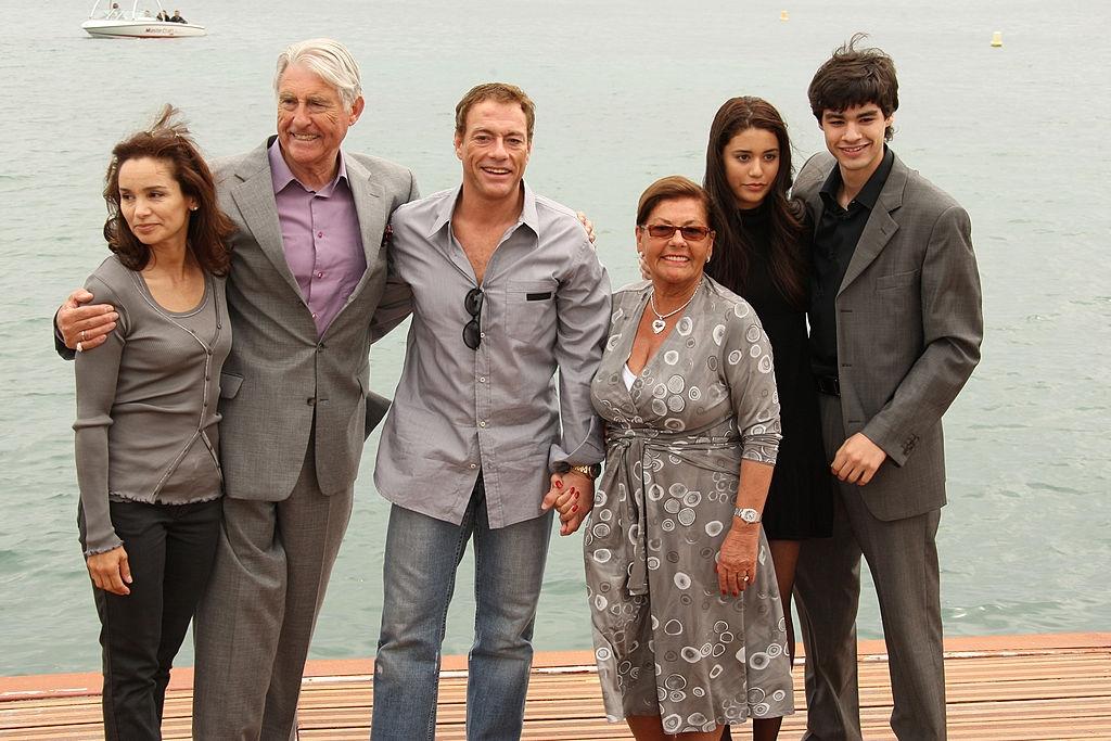 Jean Claude Van Damme Family