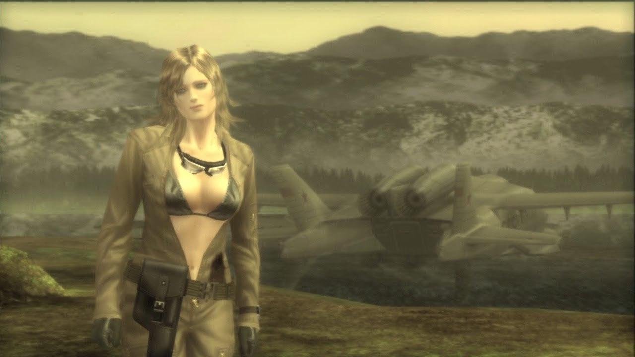 Sex Scenes in Video Games