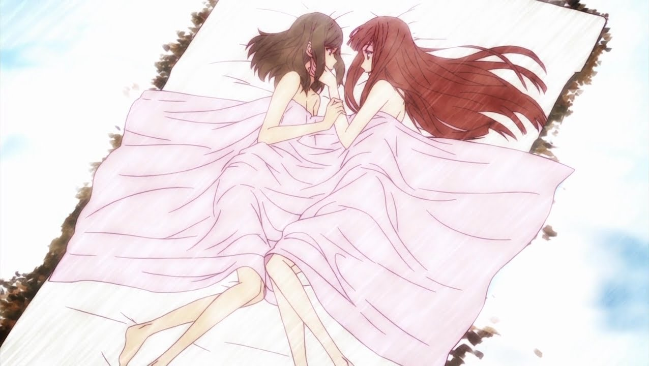 Top 20 Best Yuri Anime Lesbian Movies of All Time