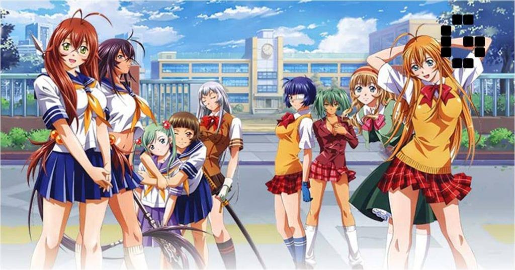 Anime Fan Service