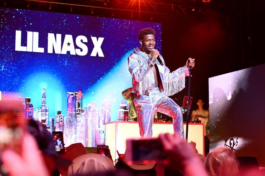 Lil Nas X Boyfriend