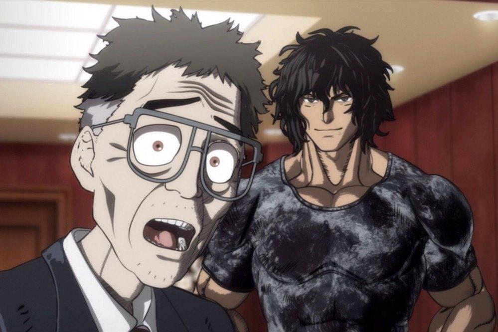 Anime Love Making Scenes