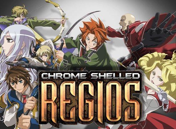 Chrome Shelled Regios