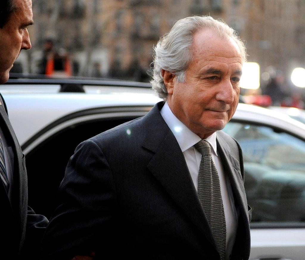 Bernard Madoff Net Worth