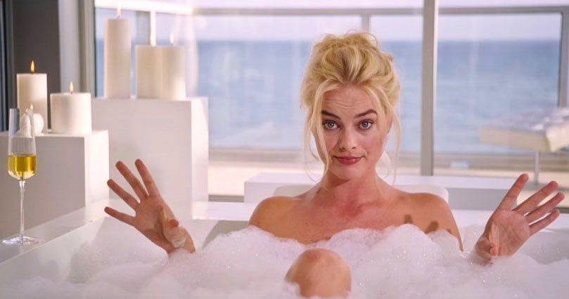 Margot Robbie Scenes