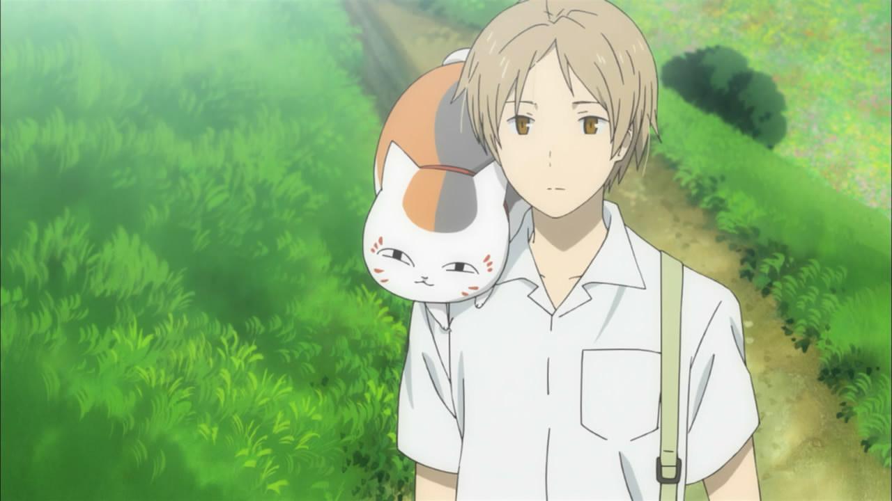 Crying Anime Boy
